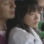 【川嶋あみ・ヘンリー塚本】痴女の通学バス:バスの中で気持ちよすぎて潮を吹く女子学生