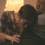 【ヘンリー塚本・:黒木小夜子】「あーオマンコしたい!女にもどうしてもやりたい夜があるんです」バーの片隅で股を開く美熟女