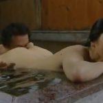 【浅宮ゆかり・ヘンリー塚本】『楽しい〜、うちの人とこんなことしたことないわcぁ』W不倫の温泉宿 貸切風呂は淫らな二人だけの世界